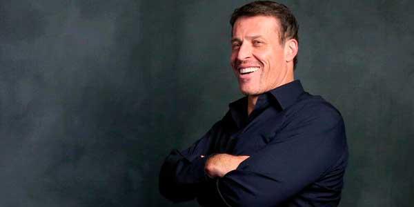 Transforma tu vida al estilo de Tony Robbins